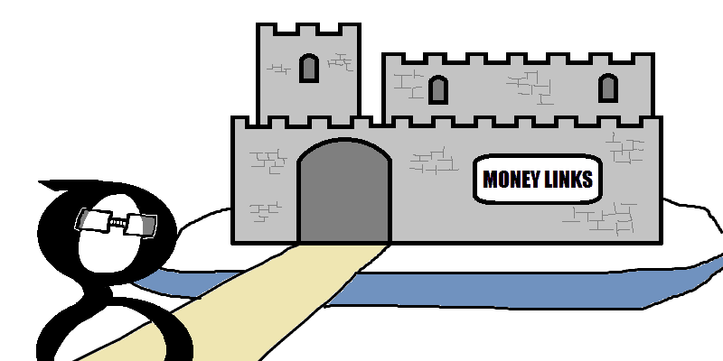 Money Links Google Graphic