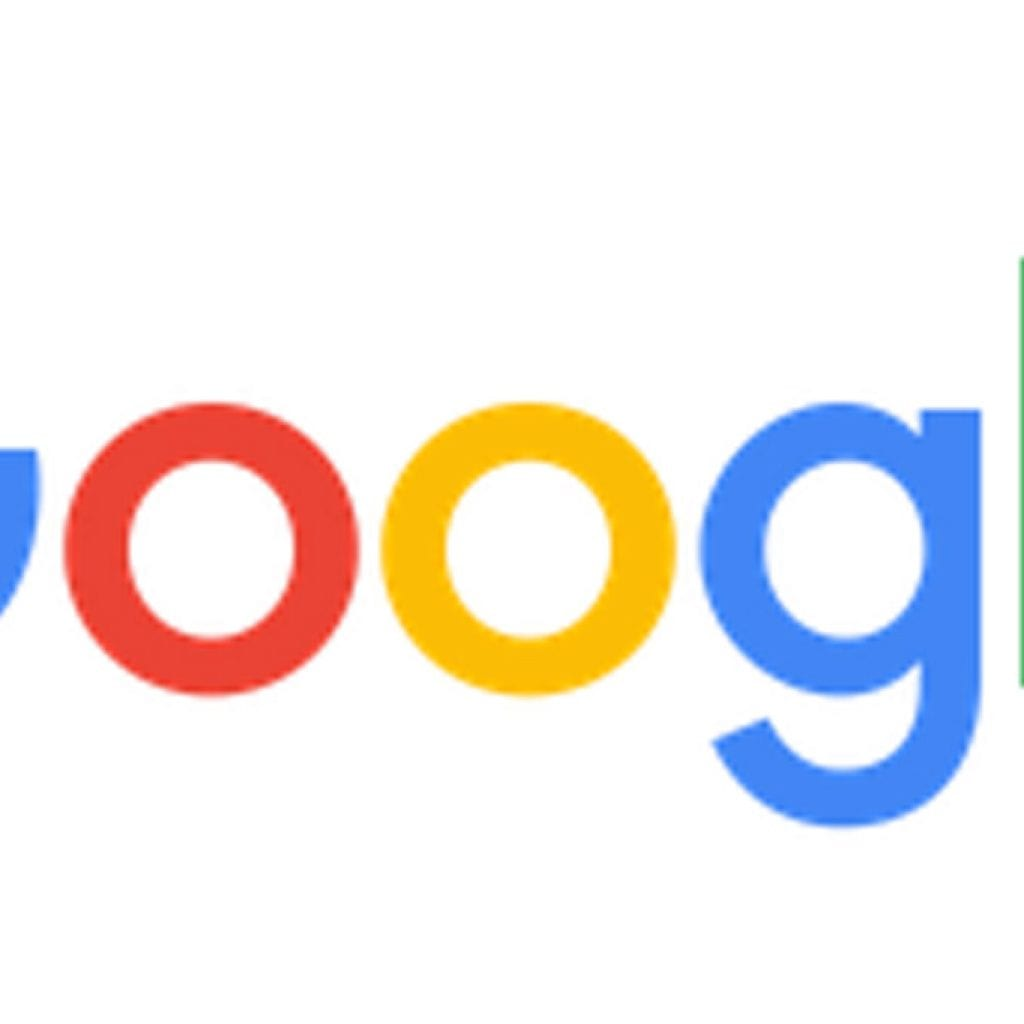 The latest Google logo, showing a smoother, cleaner design.