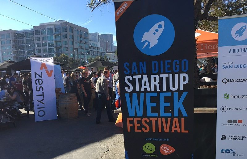 San Diego Startup Week (SDSW) saw a gathering of San Diego's most innovative tech companies.