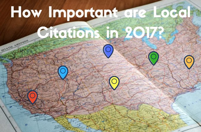 How Important are Local Citations in 2017
