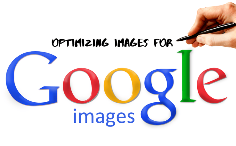 optimizing images for google images