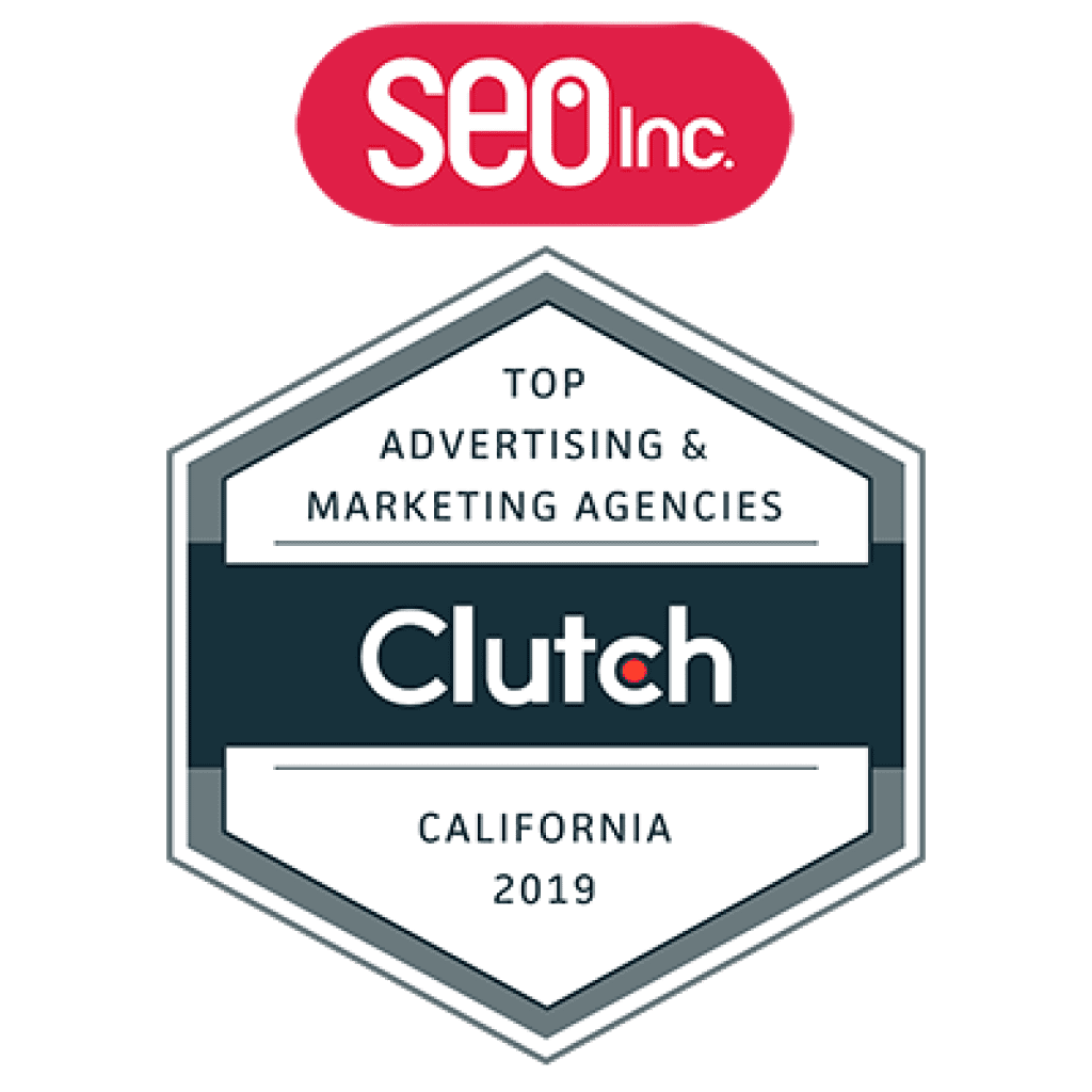 SEO Inc Clutch 2019