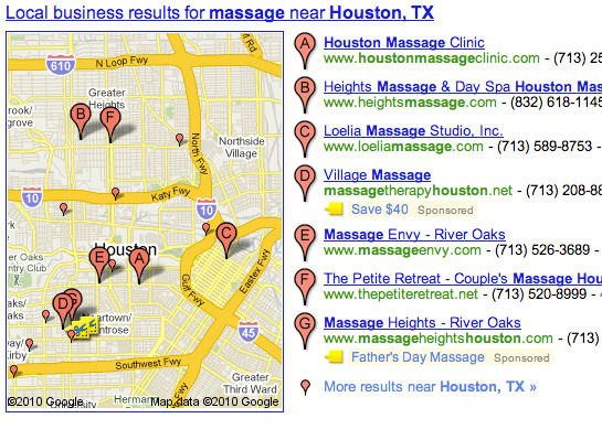 Google Tags for local businesses