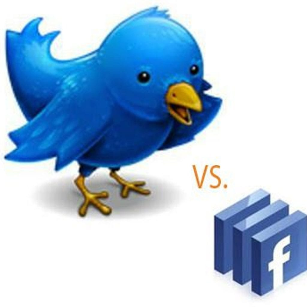 Are Twitter Followers Better than Facebook Likes?