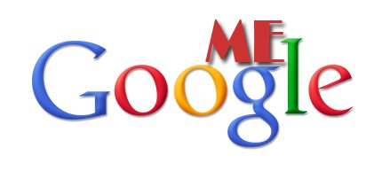 This is not the actual Google Me logo, this is just an ill attempt by an SEO guy who dabbles in PhotoShop