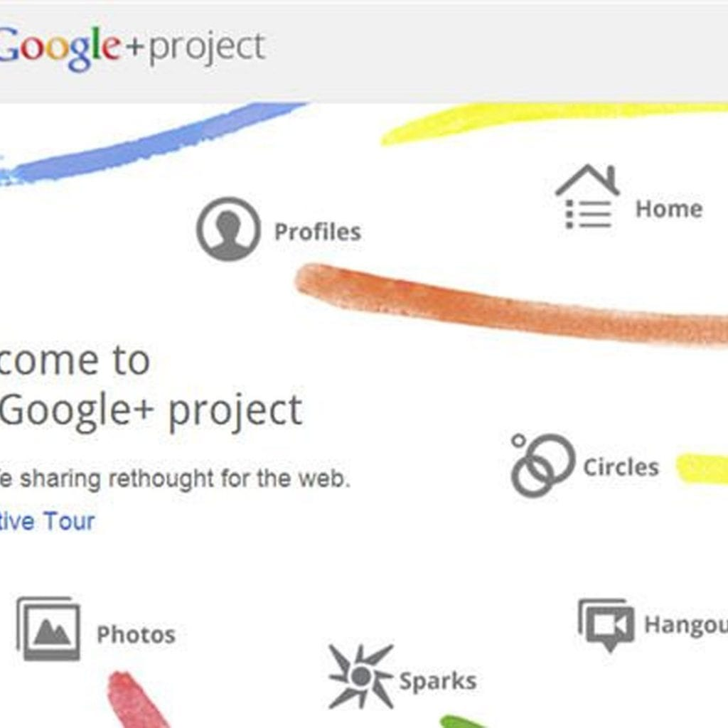 The Google+ Project is Finally Revealed