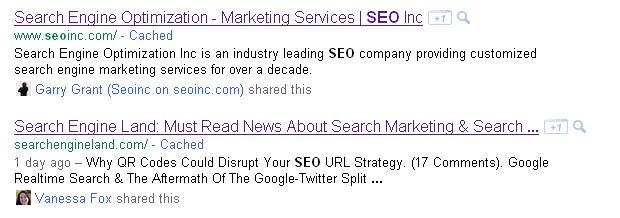 Search for SEO