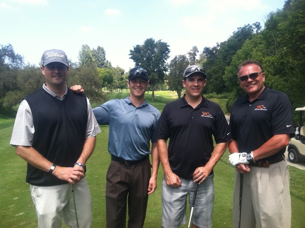 SEO Inc. at Able Golf Tournament