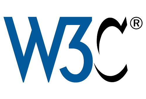 Logo for the World Wide Web Consortium (W3C).