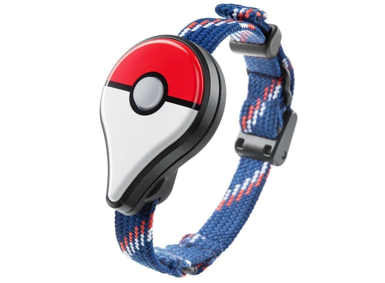 The Pokémon Go Plus is a wearable that will be releasing sometime this year.