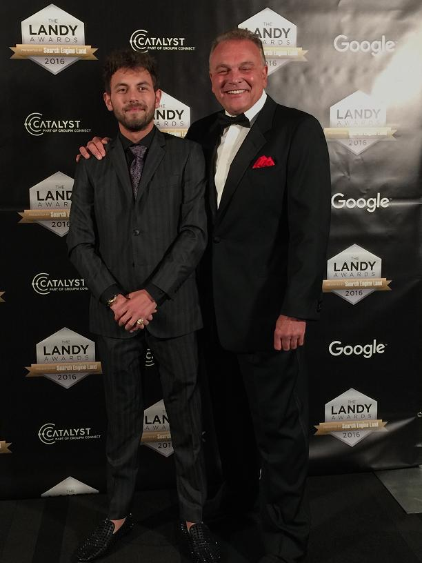SEO Inc. attended the 2016 Landy Awards and came away as a finalist for SEO Agency of the Year.