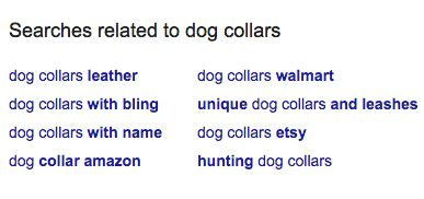 Dog Collar Searches Image