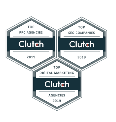 Clutch Awards for SEO Inc