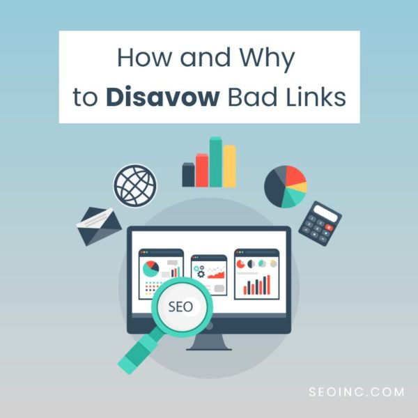 Disavow toxic Links