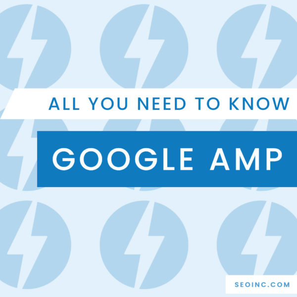 What are Amp Pages